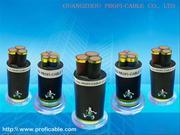 ПВХ кабель для энергетики, Кабель для машиностроения, кабели для подъё
